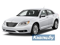Детали кузова,оптика,радиаторы,CHRYSLER 200,2011 - 2013
