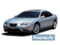 Детали кузова,оптика,радиаторы,CHRYSLER 300,1999 - 2004