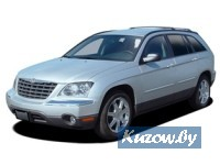 Детали кузова,оптика,радиаторы,CHRYSLER PACIFICA,2004 - 2007