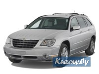 Детали кузова,оптика,радиаторы,CHRYSLER PACIFICA,2008 - 2012