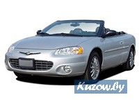 Детали кузова,оптика,радиаторы,CHRYSLER SEBRING,2001 - 2003