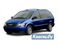 Детали кузова,оптика,радиаторы,CHRYSLER TOWN COUNTRY,2001 - 2004