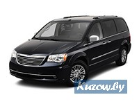 Детали кузова,оптика,радиаторы,CHRYSLER TOWN COUNTRY,2008 - 2013