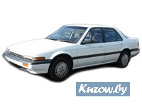 Детали кузова,оптика,радиаторы,HONDA ACCORD,1986 - 1989