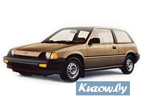 Детали кузова,оптика,радиаторы,HONDA CIVIC,1984 - 1987