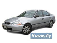 Детали кузова,оптика,радиаторы,HONDA CIVIC,1996 - 1999