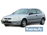 Детали кузова,оптика,радиаторы,HONDA CIVIC,1999 - 2000