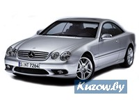 Детали кузова,оптика,радиаторы,MERCEDES BENZ CL C215,1999 - 2006