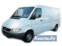 Детали кузова,оптика,радиаторы,MERCEDES BENZ SPRINTER,2003 - 2005