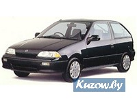 Детали кузова,оптика,радиаторы,SUZUKI SWIFT,1990 - 1995
